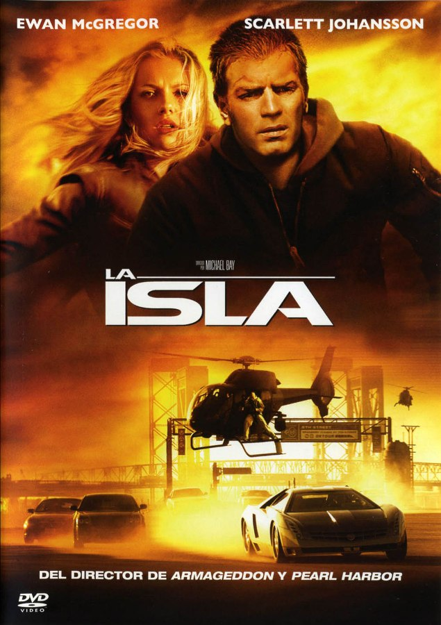 La isla, Michael Bay
