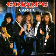 EUROPE. Carrie